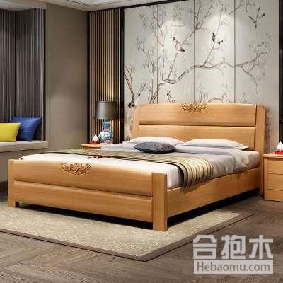 装修公司,实木双人床,床垫,