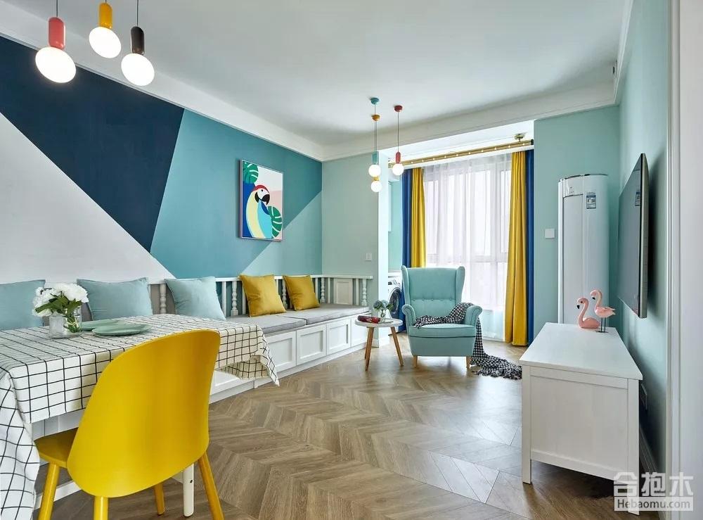 家庭装修,牆面装饰,配色,