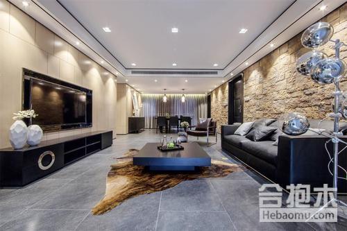 装修公司,客厅地板砖效果图,地板砖,