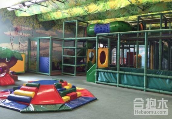 广州室内游乐场,淘气堡设备,