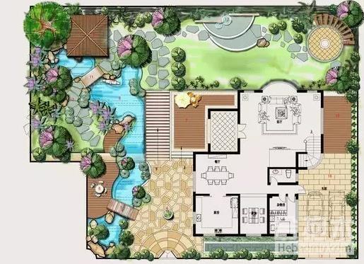 装修公司,庭院设计,家居生活,