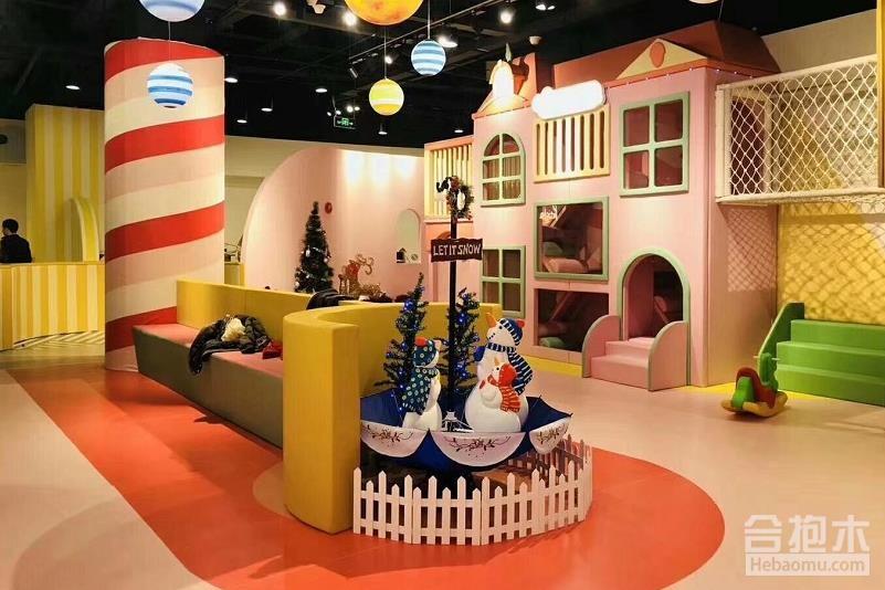 儿童游乐园,空气蹦床,游乐园,