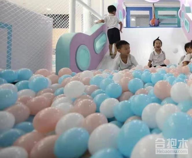 室内婴幼儿游乐场,游乐场,
