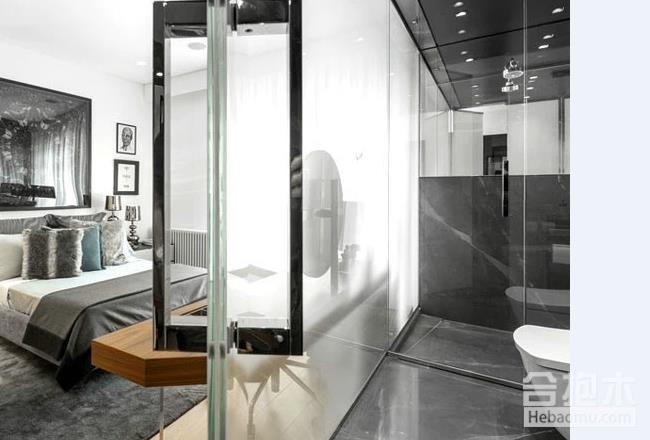 新房装修,卫生间淋浴房,卫生间,