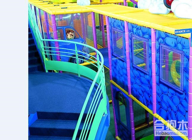 儿童游乐场加盟,儿童游乐场,