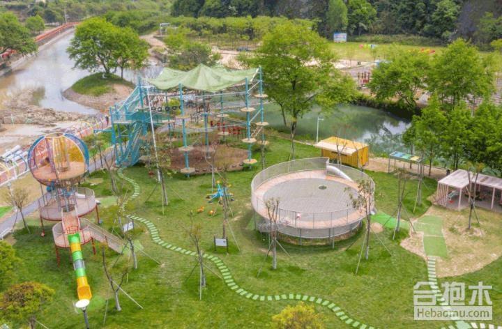 小型游乐场规划,游乐场,