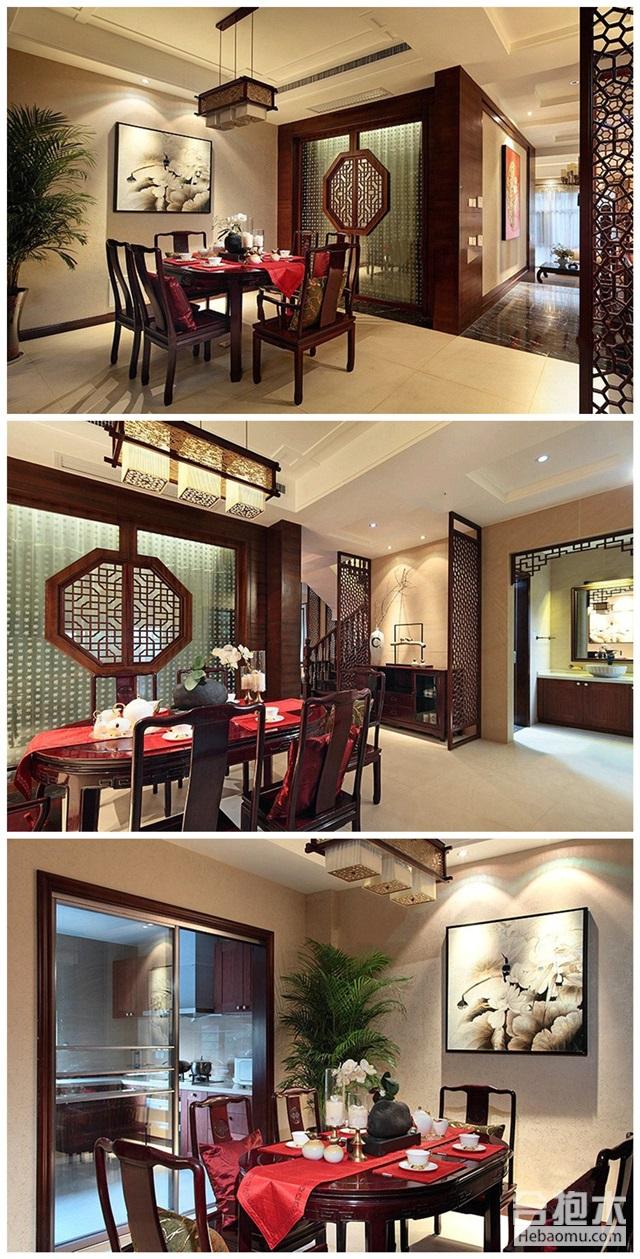 新中式,中式风格,装修,装修风格,装修公司,装修设计,经典案例,