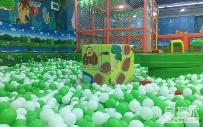 淘气堡儿童乐园,淘气堡,