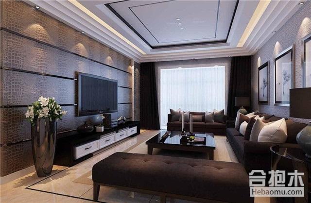 装修公司,家装客厅电视墙,家装,