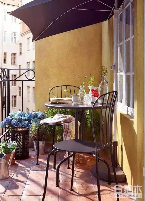 【装修公司】低成本改造阳台,这些家居好物让阳台更清新文艺!