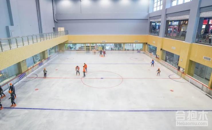开个溜冰场需要多少钱,溜冰场,