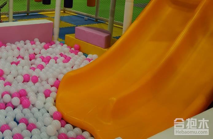 室内游乐场,儿童滑梯,