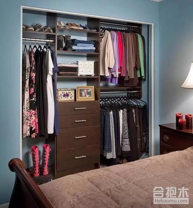 家裝臥室衣柜,裝修公司,臥室衣柜,