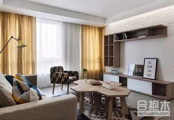 客廳装修,窗簾效果图,裝飾公司,
