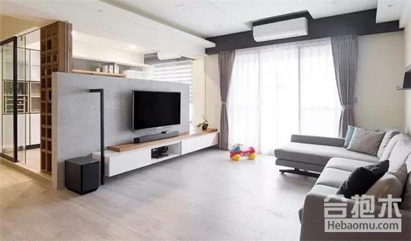 客厅电视背景墙设计,室内设计公司,