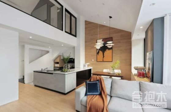 带閣樓房子装修,裝修公司,樓梯设计,