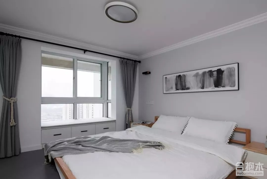 裝修公司,臥室飄窗,飄窗装饰,