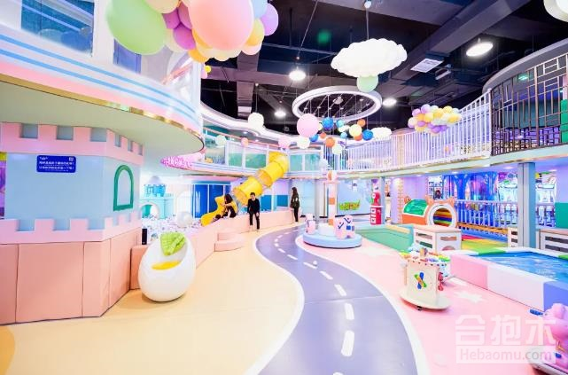 游乐园室内设计,室内乐园,游乐设施