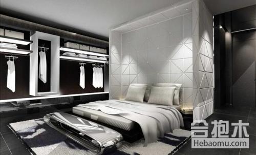 卧室衣帽间设计图,装修公司,衣帽间,