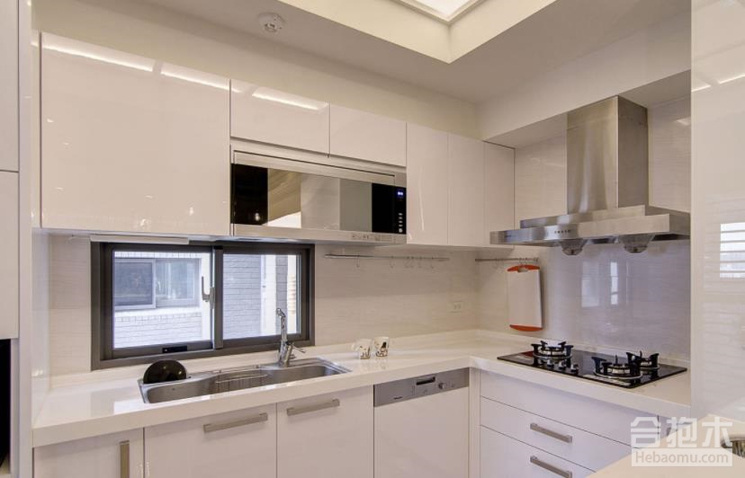 公寓和住宅的區別,廚房裝修,公寓,