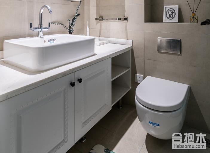 室内设计公司,卫生间设计,智能马桶,