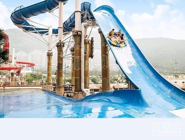 水上乐园设计规划,水上乐园,乐园设计,