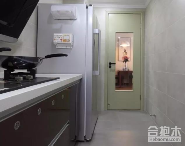 装修公司,厨房门,平开门,