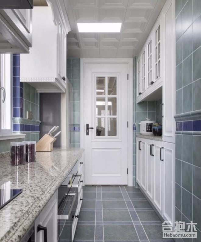 裝修公司,廚房單開門,廚房移門效果圖,
