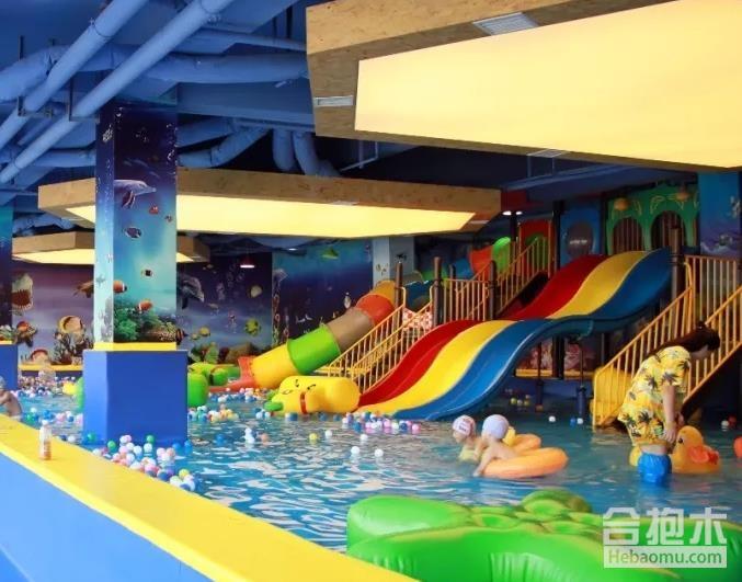 儿童水上乐园,室内游乐场,水上乐园,
