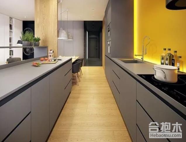新居设计,厨房装修,现代风格,