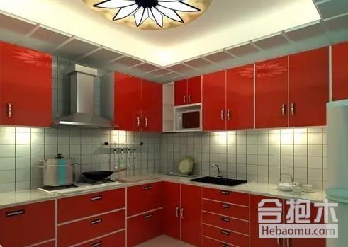 餐廳廚房裝修設計,廚房吊頂,
