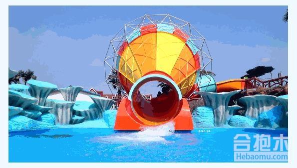 室外乐园项目,水上乐园,