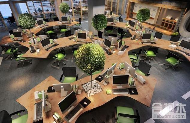 装饰公司,创意办公室装修效果图,办公室装修,