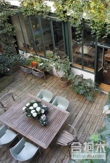 舊房改造,庭院設計,