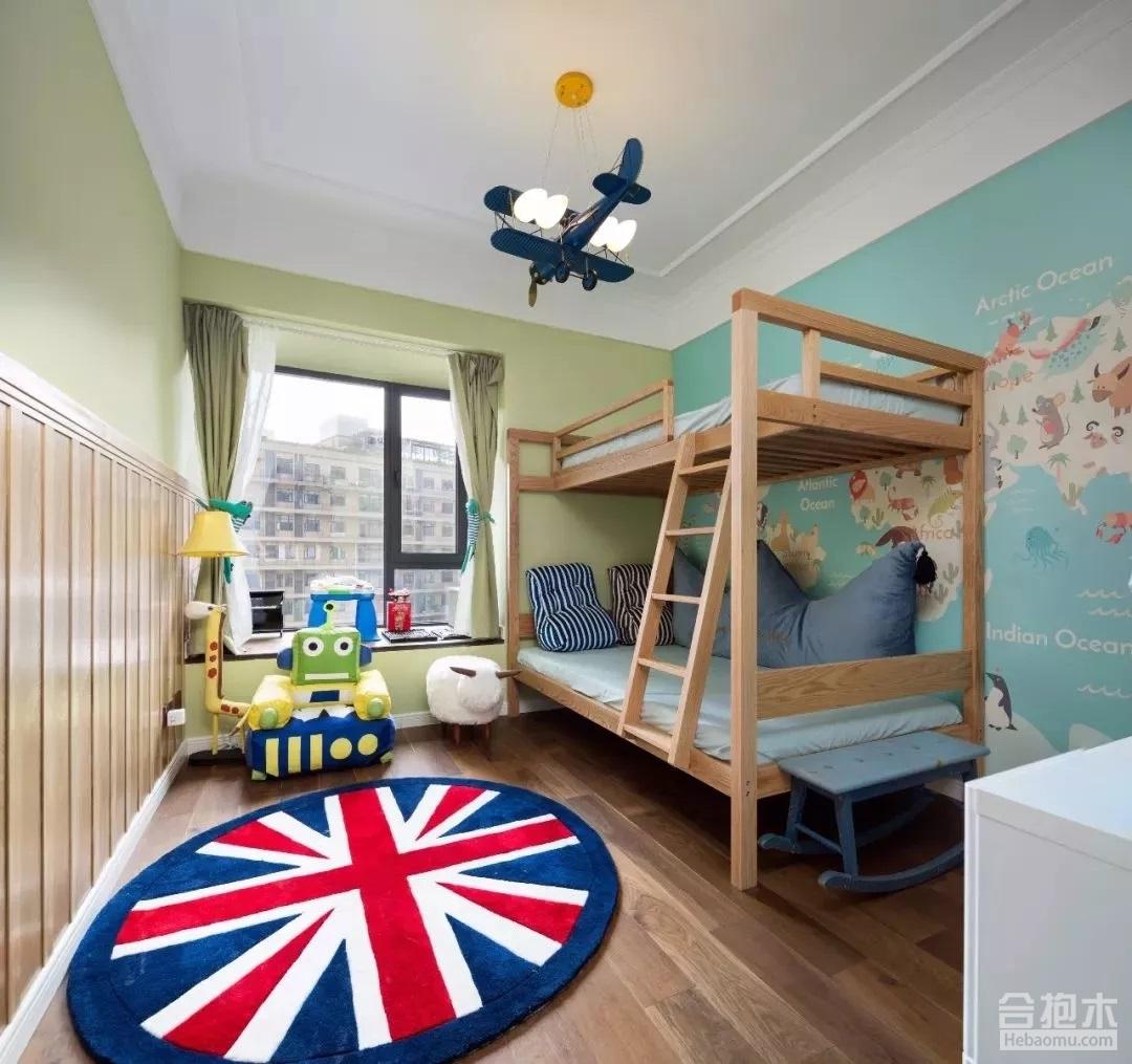 装修公司,儿童房装修效果图,装修儿童房