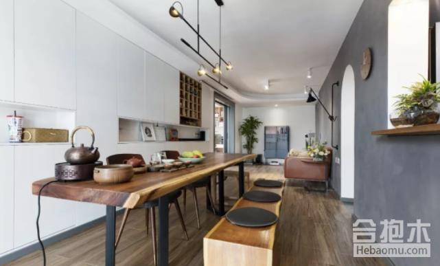 装修公司,装修改造方案,两居室,旧房改造,