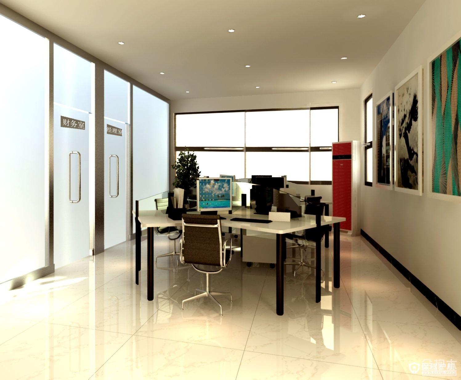 裝飾公司,50平米辦公室裝修圖,辦公室裝修,