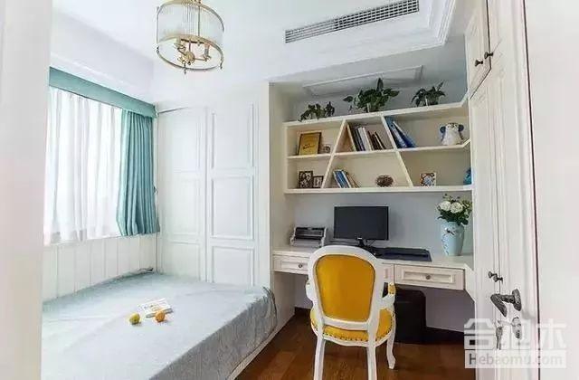 卧室装修,书桌尺寸,
