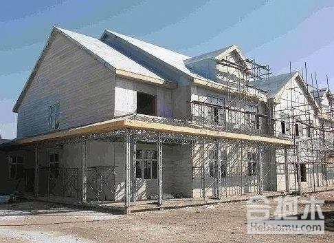 家装公司,轻钢结构别墅,别墅装修,