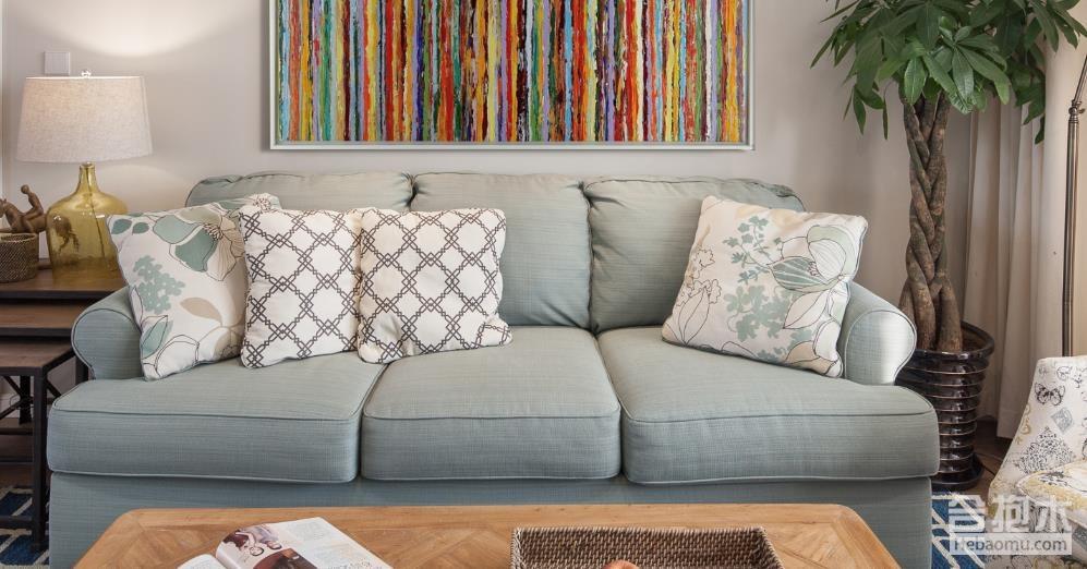 广州新房装修,客厅沙发,新房装修,