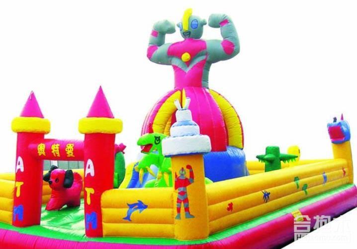 室内儿童乐园,充气城堡,海洋球池,