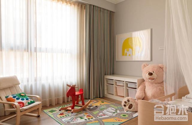 儿童房装修,装饰公司,儿童房,