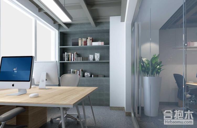 小型办公室装修图,办公室,装修,
