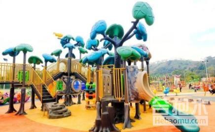 淘气堡乐园,儿童公园,淘气堡,