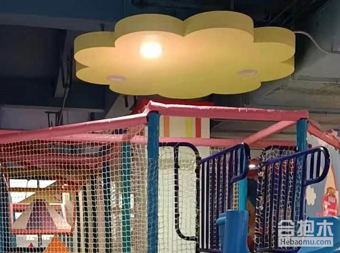 儿童乐园场地环境,儿童乐园,