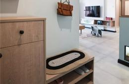 合抱木装修学堂-小户型婚房装修,79㎡的两室两厅设计很赞!