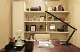 合抱木裝修學堂-廣州裝修公司為您介紹現代簡約風格書房設計要點