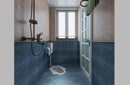 地中海風格衛生間設計吸引你嗎