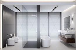 合抱木装修学堂-【装修公司】淋浴房选错有安全隐患!淋浴房玻璃怎么选?