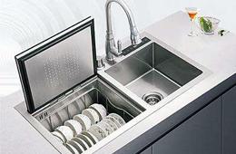 合抱木家居資訊-水槽洗碗機的優缺點是什么?裝修公司教你挑選洗碗機~